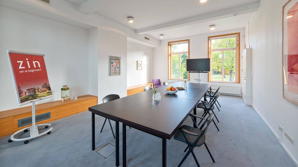 Heilig Hart kamer ruimte flipover blok carré