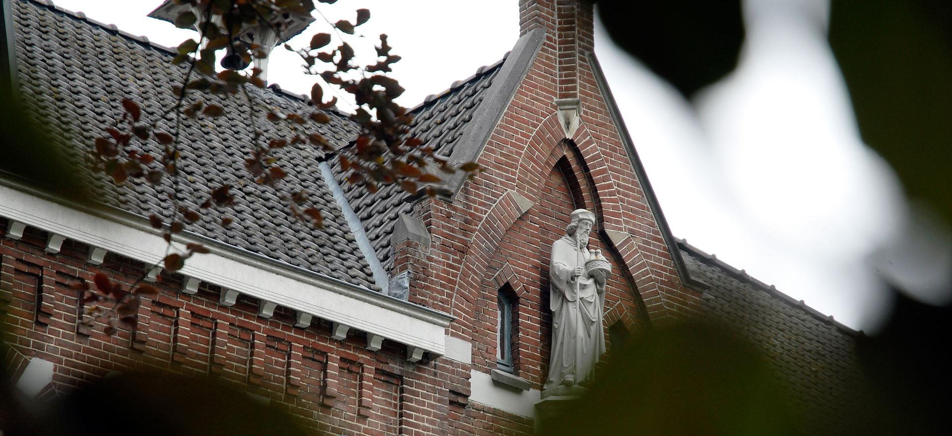 Kloosterhotel ZIN gevel beeld