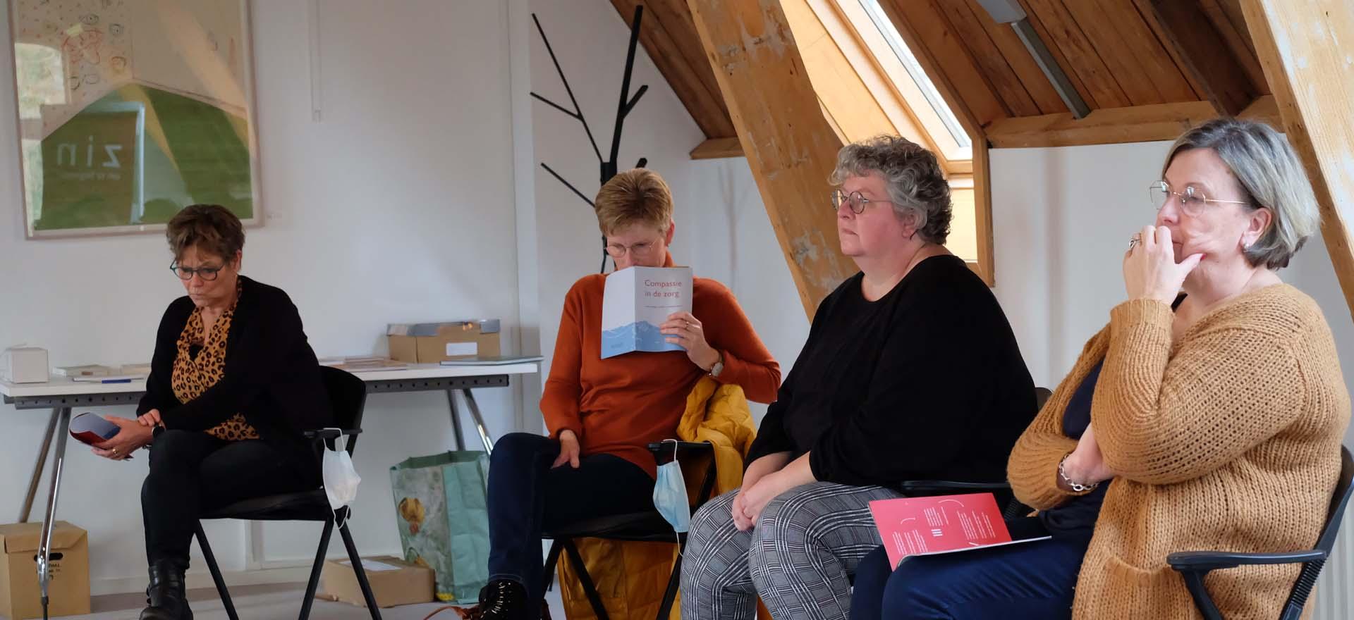 Compassie in de Zorg training workshop