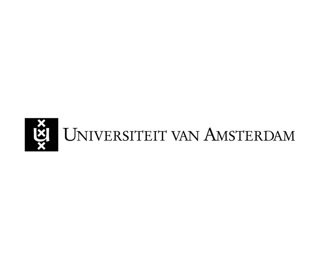 Logo Universiteit van Amsterdam welkom bij Kloosterhotel ZIN