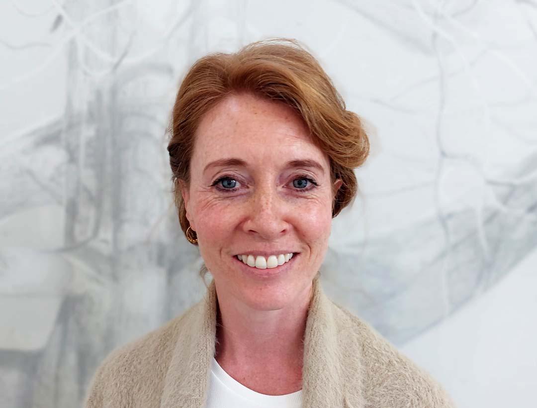 Medewerker Team Kloosterhotel ZIN Marieke ZIN in Werk compassie